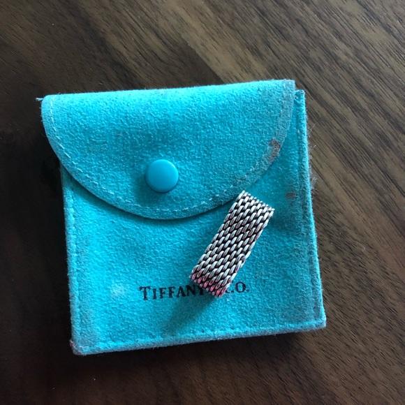 Tiffany & Co. Jewelry - Tiffany & Co mesh ring